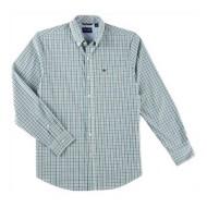 Men's Dockers Clifford Della Plaid Long Sleeve Shirt