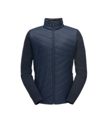 Men's Spyder Pursuit Merino Full Zip Jacket