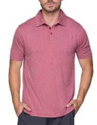 Men's Colosseum Adventure Short Sleeve Polo