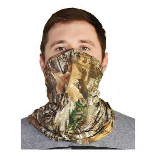 Colosseum Daily Multifunction Camo Neck Gaiter