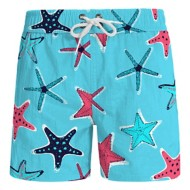 Men's Wes And Willy Starfish Volley