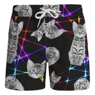 Men's Wes and Willy Lazer Kitty Volley