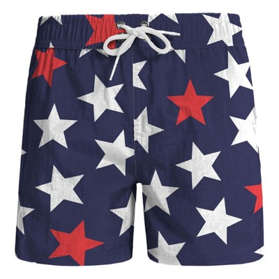 Men's Wes and Willy Stars N Stripes Volley