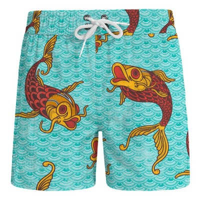 Men's Wes and Willy Koi Pond Volley