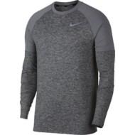 Men's Nike Element Heathered Long Sleeve Shirt