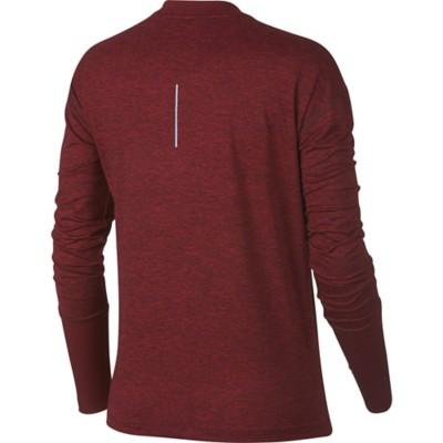 Women's Nike Element Long Sleeve Running Shirt' data-lgimg='{