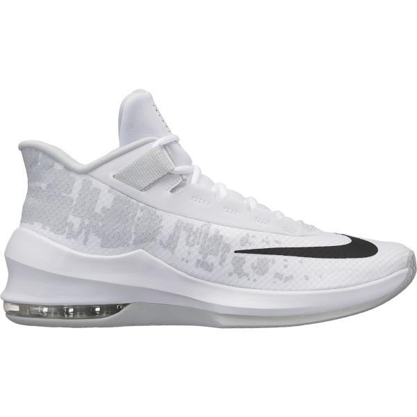 995edec83e ... Nike Air Max Infuriate 2 Mid Basketball Shoes Tap to Zoom; White/Black-Pure  Platinum