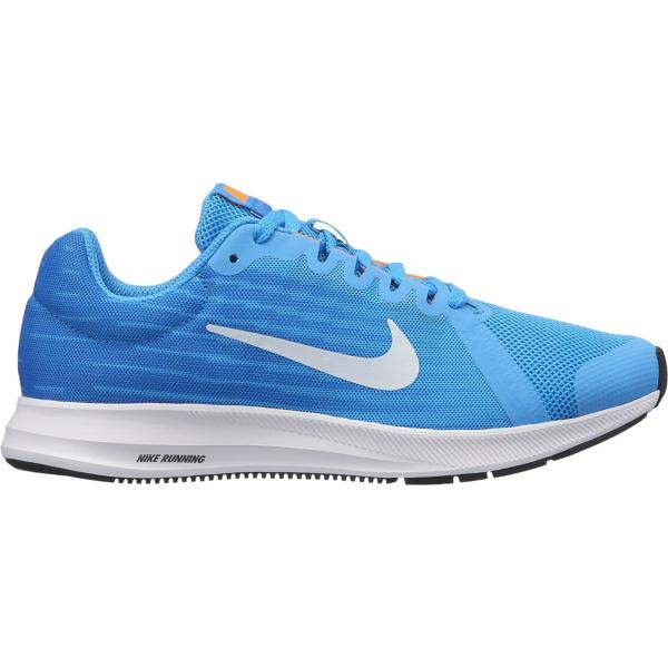 size 40 af689 976fc ... Grade School Boys Nike Downshifter 8 Running Shoes Tap to Zoom  Thunder GreyDynamic Yellow-Oil Grey Tap to Zoom Blue HeroFootball  Grey-Cobalt Blaze