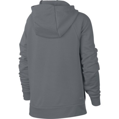 Grade School Boys' Nike Dry Graphic Training Hoodie