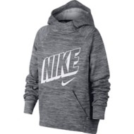 Youth Boys' Nike Therma Graphic Logo Training Hoodie