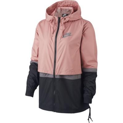 23d4c44d04d6 Tap to Zoom  Women s Nike Sportswear Woven Full Zip Jacket