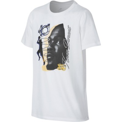 Grade School Boys' Nike Dry KD Picture T-Shirt
