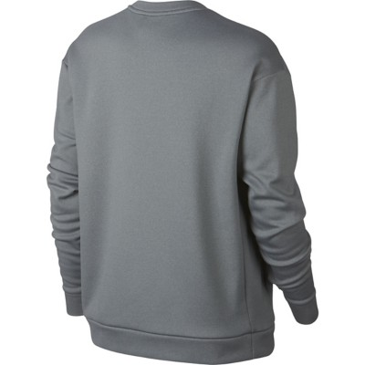Women's Nike Therma Just Do It Graphic Long Sleeve Crew