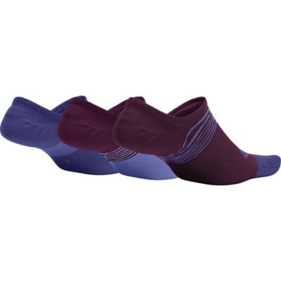 Women's Nike 3 Pack Everyday Plus Lightweight Training Socks