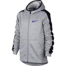Youth Boys' Nike Therma Elite Basketball Full Zip Hoodie