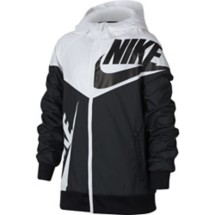 Grade School Boys' Nike Sportswear Windrunner Jacket