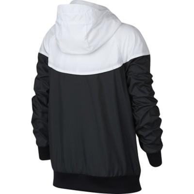 competitive price 3a2b4 6f8c2 Grade School Boys  Nike Sportswear Windrunner Jacket