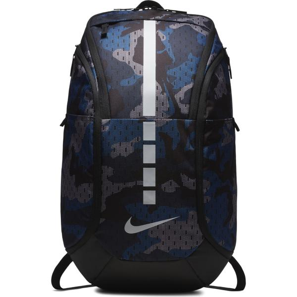 ... Nike Hoops Elite Pro Camo Basketball Backpack Tap to Zoom  Gym  Blue Black Pure Platinum 105ab5c14e24a