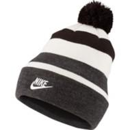 Women's Nike Sportswear Striped Removeable Pom Beanie