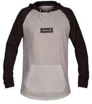 Men's Hurley Premium One And Only Box Hoodie