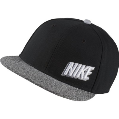 3854206694f Youth Boys  Nike Sportswear True Snapback Hat