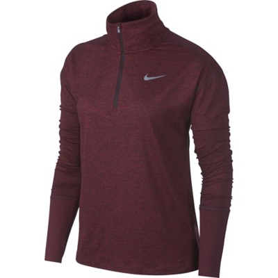 Women's Nike Element Running Long Sleeve 1/2 Zip