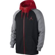 Men's Jordan Jumpman Fleece Full Zip Hoodie