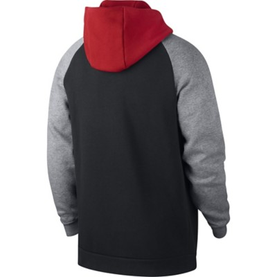 Men's Jordan Jumpman Fleece Full Zip Hoodie