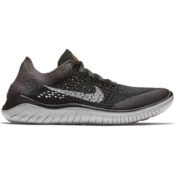 new concept fedf6 a555d ... Women s Nike Free RN Flyknit 2018 Running Shoes Tap to Zoom  Black Vast  Grey-Metallic Gold