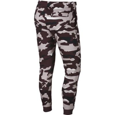 Men's Nike Camo Sportswear Jogger