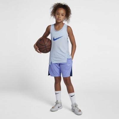 Grade School Girls' Nike Elite Basketball Short