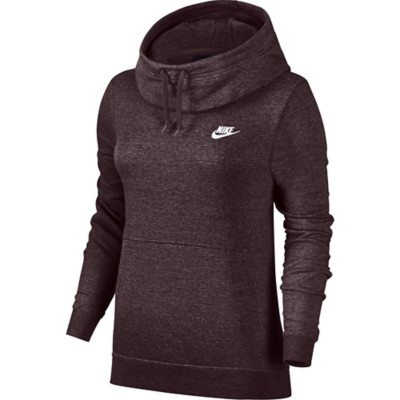 Women's Nike Sportswear Funnel-Neck Hoodie