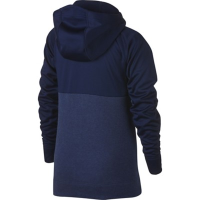 Grade School Girls' Nike Sportswear My Nike Full Zip Hoodie