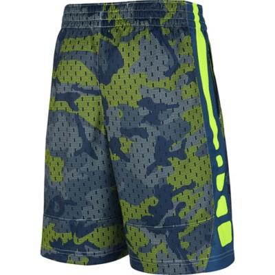 Grade School Boys' Nike Dry Elite Camo Basketball Short