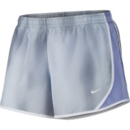 Grade School Girls' Nike Dry Tie Dye Tempo Running Short