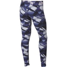 Youth Girls' Nike Sportswear Graphic Print Tight