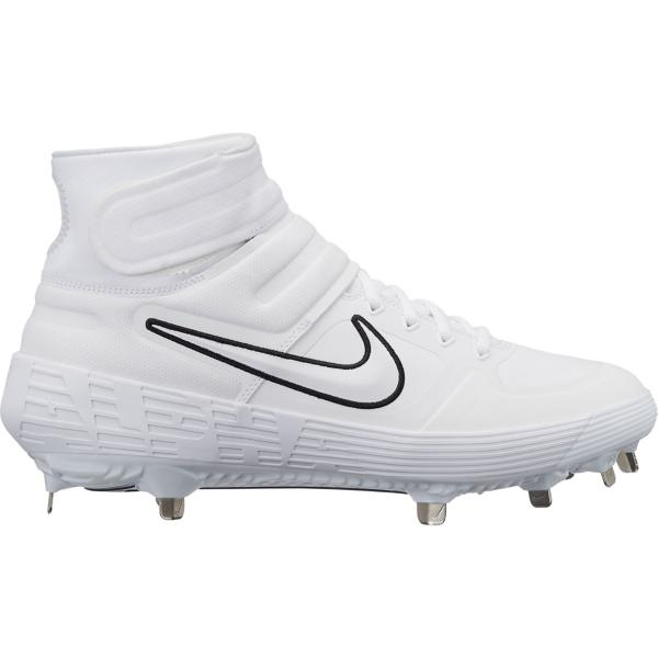 2939a3bdc White Tap to Zoom  Men s Nike Alpha Huarache Elite 2 Mid Baseball Cleats