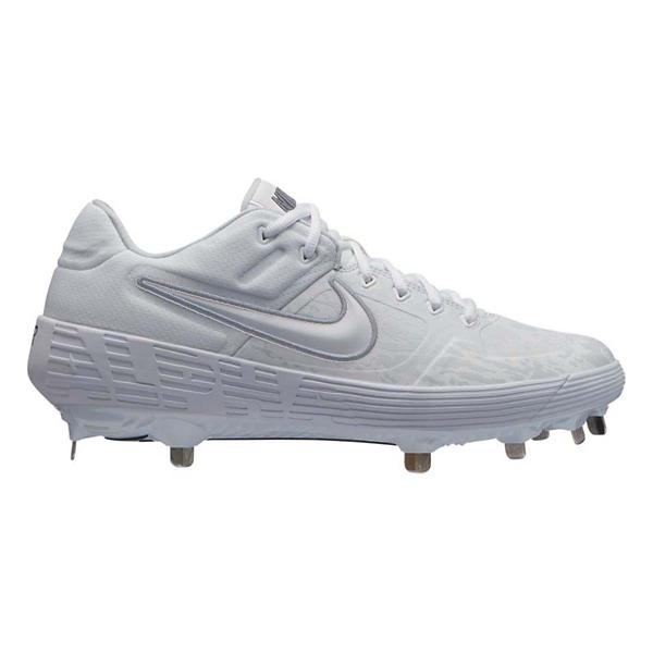 8db4ad32bd2d Tap to Zoom  Black White Tap to Zoom  Women s Nike Alpha Huarache Elite 2  Low Softball Cleats
