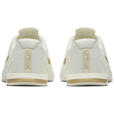 quality design a3c2b 82a14 Womens Nike Metcon 4 Champagne Shoes