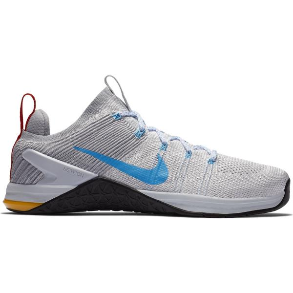 check out 97e79 bbec4 ... Men s Nike Metcon DSX Flyknit 2 Training Shoes Tap to Zoom  White Blue  Hero-Pure Platinum