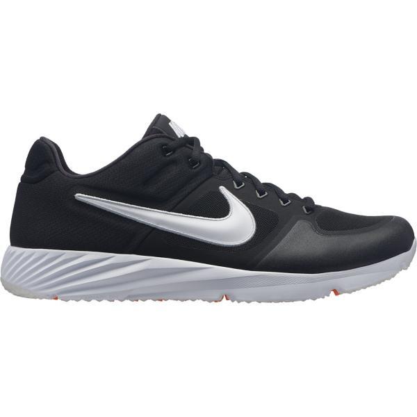 Black White Tap to Zoom  Men s Nike Alpha Huarache Elite 2 Turf Baseball  Shoes e3369e20f