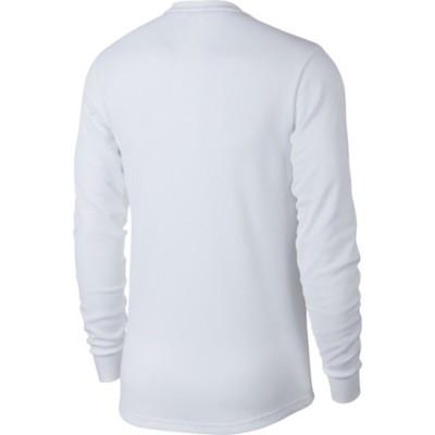 Men's Nike SB Dry Long Sleeve Waffle Henley