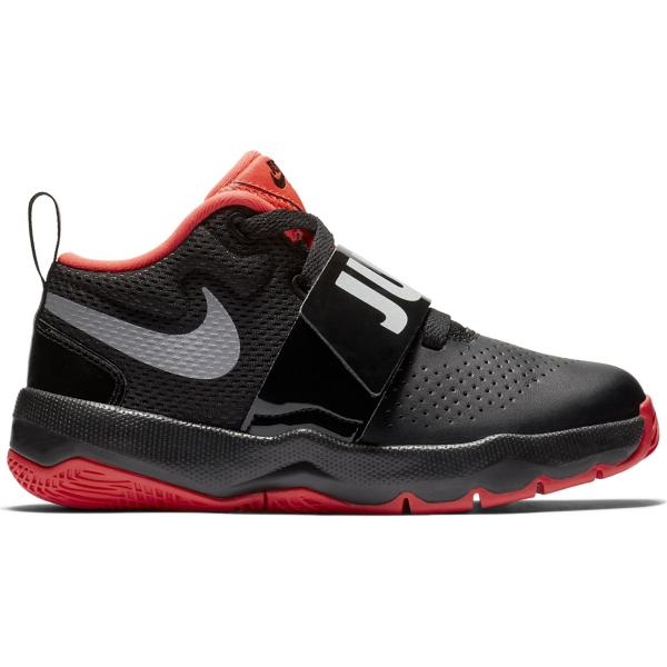 2ace5afac1b14 ... Preschool Nike Team Hustle D 8 Basketball Shoes Tap to Zoom; Black Tap  to Zoom; Atmosphere Grey/Racer Pink-Vast Grey Tap to Zoom; Black/Reflect ...