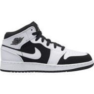 Grade School Boys' Air Jordan 1 Mid Shoes