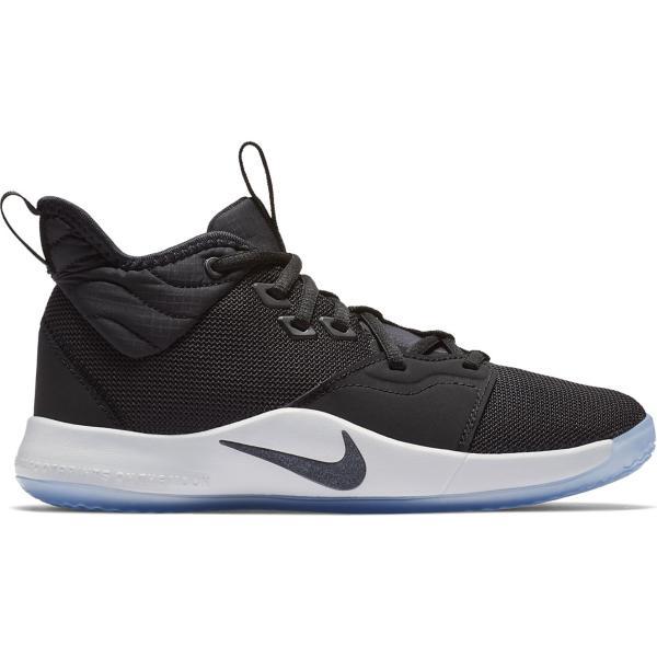 ... Nike PG 3 Basketball Shoes Tap to Zoom  Black Black-White-Laser Fuchsia e09b583e5