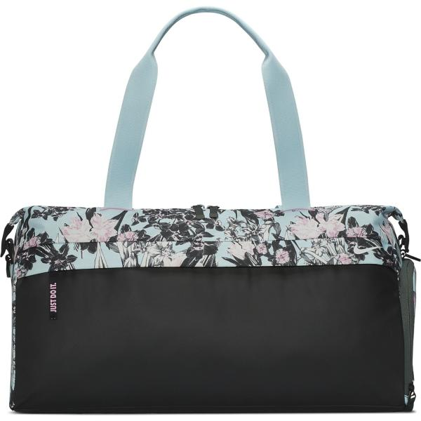 3a245e76ed ... Women s Nike Radiate Floral Training Duffle Bag Tap to Zoom  Topaz  Mist Black White