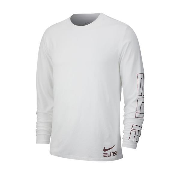 abc1a8e0 Men's Nike Dri-Fit Elite Basketball Long Sleeve Shirt | SCHEELS.com