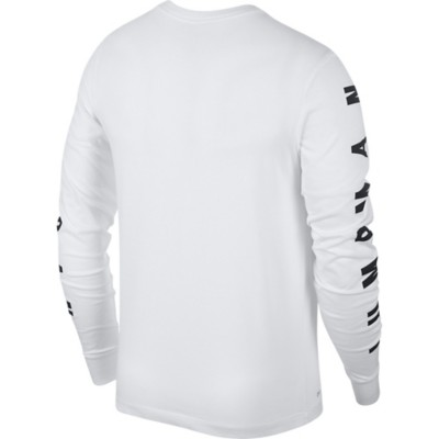 351fdb26607141 Men s Jordan Graphic 23 Long Sleeve Basketball Shirt