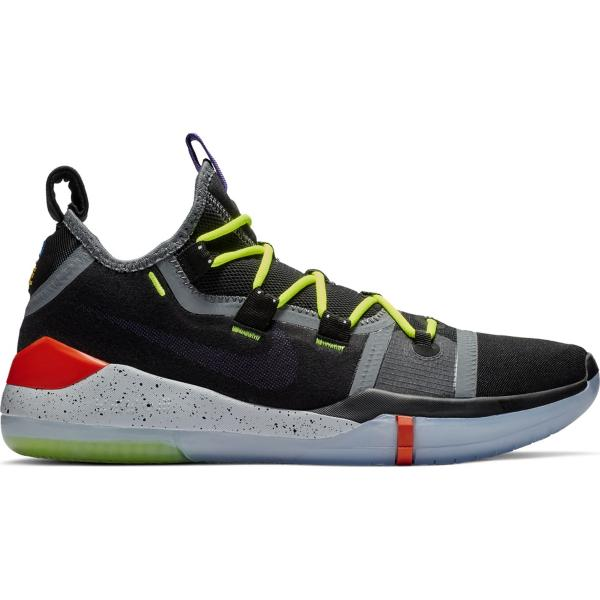 303841f98786 ... Nike Kobe AD Basketball Shoes Tap to Zoom  Black Racer Blue