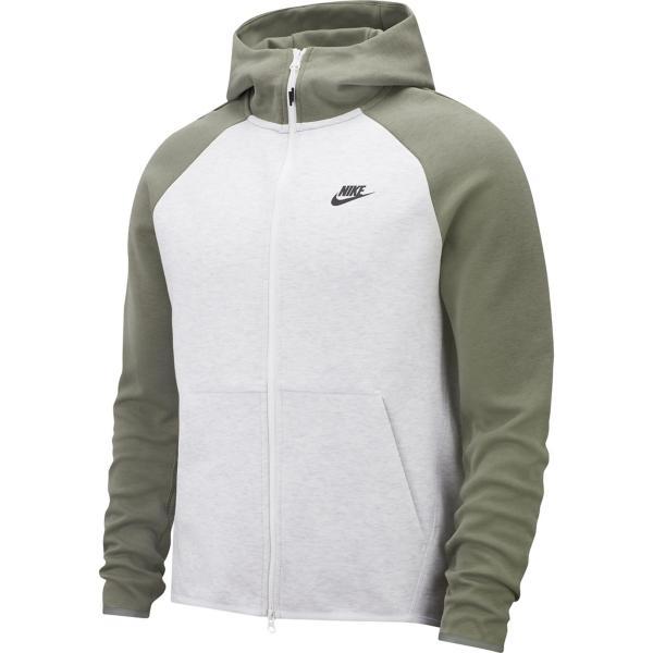 dfd97b98a ... Men's Nike Sportswear Tech Fleece Full Zip Hoodie Tap to Zoom; Birch  Heather/Vintage Lichen/Black